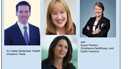 Innovation in Health - Funding Health Panel tickets