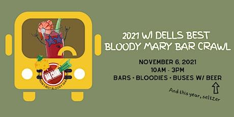 Wisconsin Dells Best Bloody Mary Bar Crawl tickets