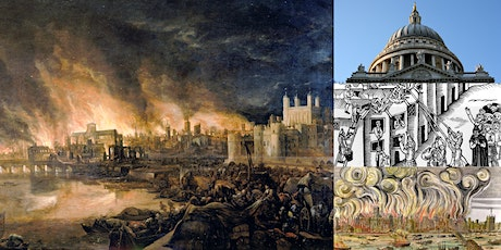 'London's Burning! The Story of the Great Fire of London' Webinar tickets