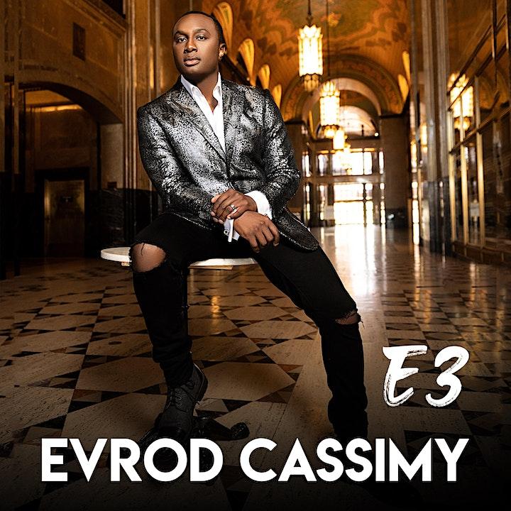 E3 Album Release Party & Concert Fundraiser image