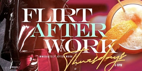 Thursday's Flirt After Work tickets