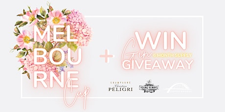 2021 MELBOURNE CUP  + GIN GIVEAWAY tickets