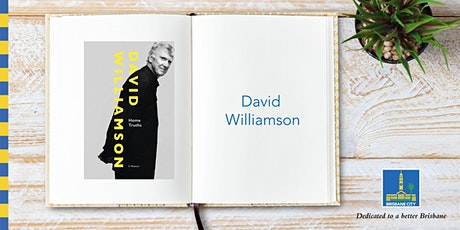 Meet David Williamson - Brisbane Square Library tickets