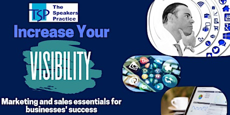 Increase Your Visibility- Your Personal Brand Identity tickets