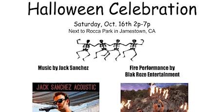 Open-Air Halloween Celebration tickets