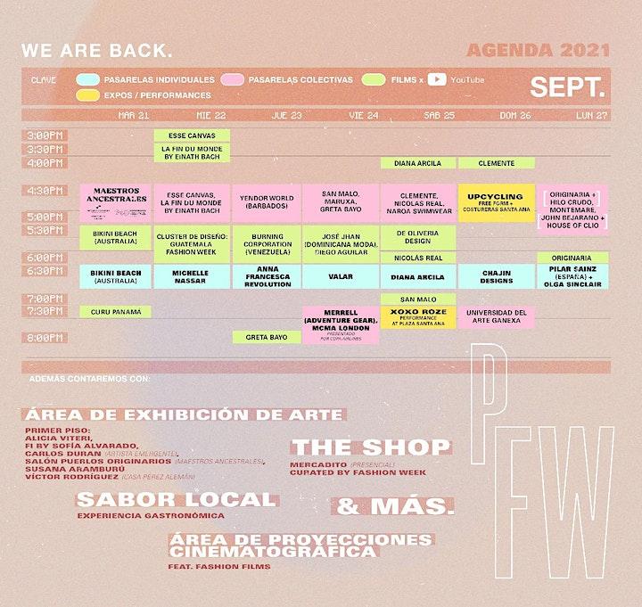 Panamá Fashion Week 2021 image
