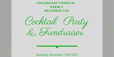 Chalkboard Financial Gala Fundraiser tickets