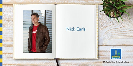 Meet Nick Earls  - Carindale Library tickets