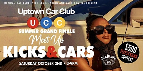 Uptown Car Club Presents Cars and Kicks! tickets