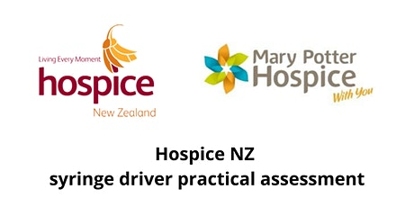 Kāpiti | HNZ full syringe driver competency practical assessment tickets