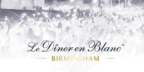 Diner En Blanc Birmingham After Party tickets