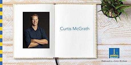 Meet Curtis McGrath - Brisbane Square Library tickets