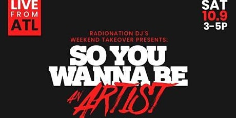 Session 6 - So You Wanna Be Series tickets