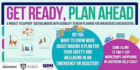 Person - Centred Emergency Preparedness workshop tickets