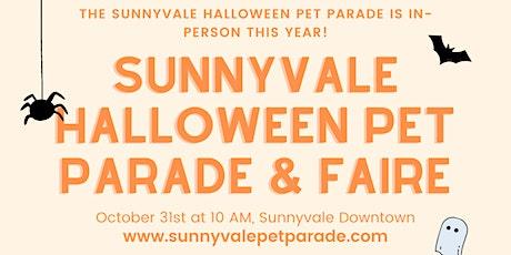 Sunnyvale Halloween Pet Parade 2021 tickets