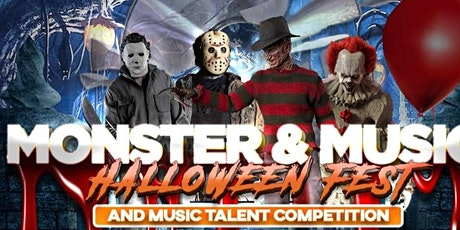 Monsters and Music tickets