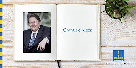 Meet Grantlee Kieza - Brisbane Square Library tickets