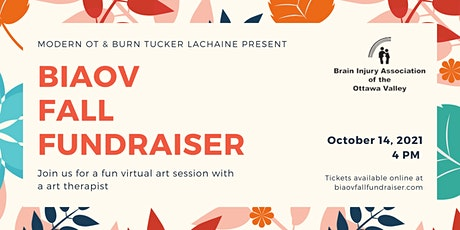BIAOV Fall Fundraiser tickets