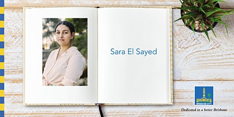 Meet Sara El Sayed - Brisbane Square Library tickets