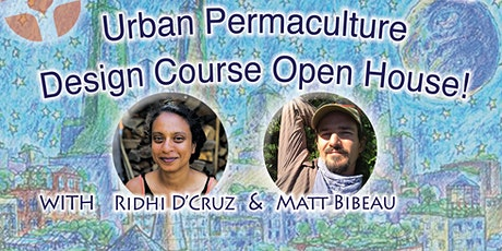 Final Open House  - City Repair's 2021-22 Urban Permaculture Design Course tickets