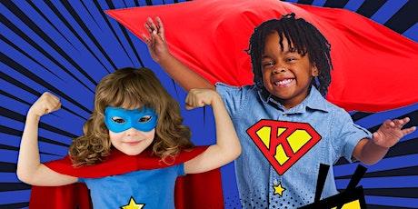 Super Kids - Dia das Crianças ingressos
