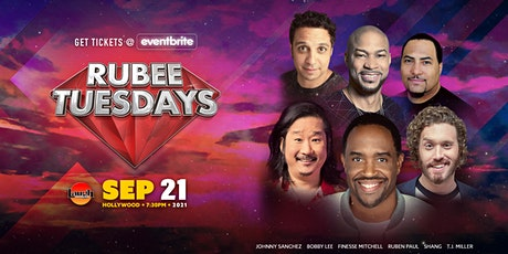 Rubee Tuesday at The Laugh Factory tickets