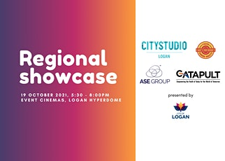 Catapult and CityStudio Logan  Regional Showcase 2021 tickets