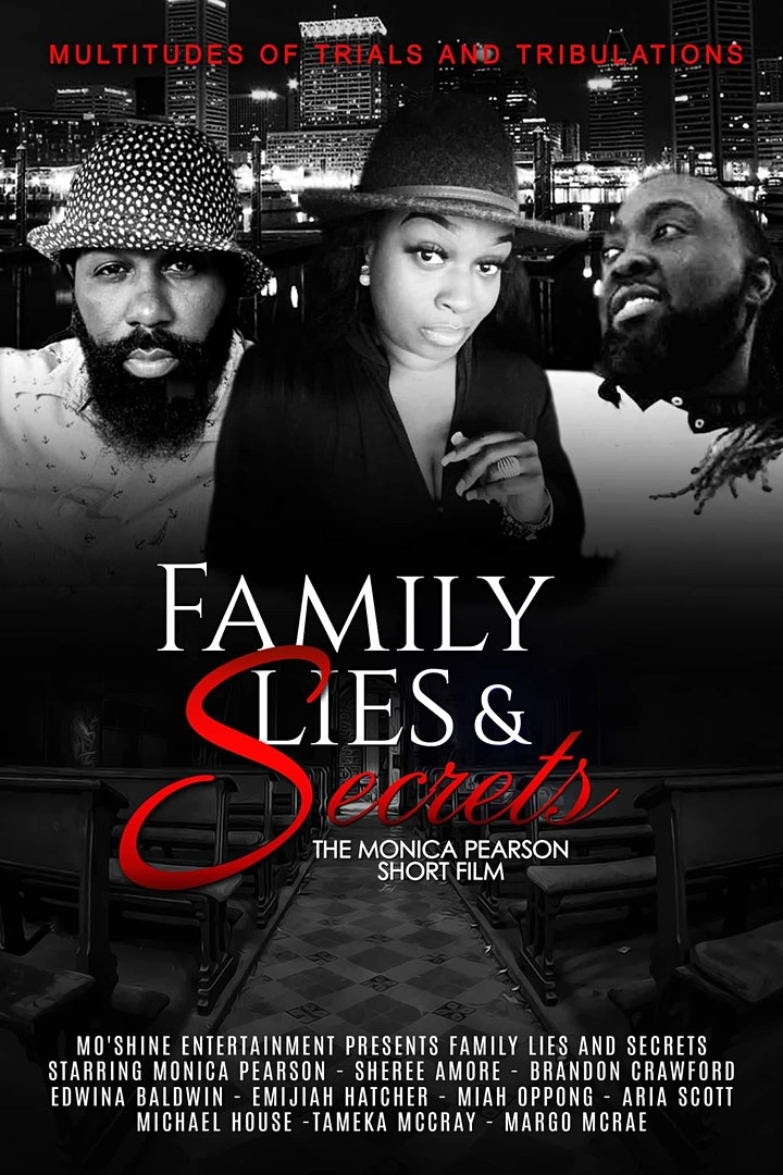 """Family Lies And Secrets """"The Monica Pearson Story"""" image"""