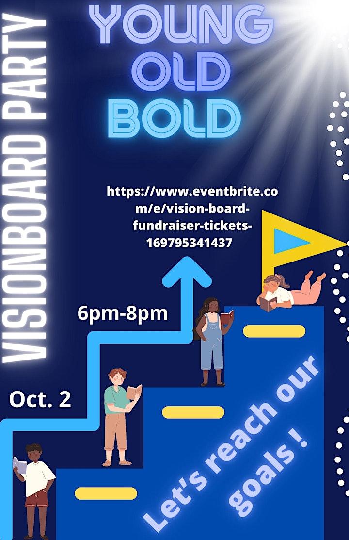 Vision Board Fundraiser image
