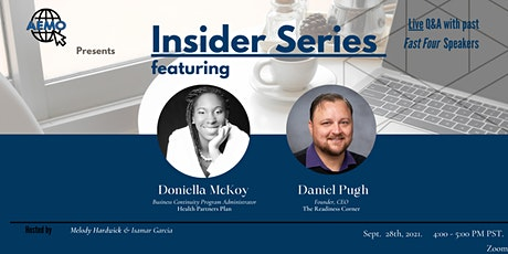 AEMO Presents: Insider Series tickets