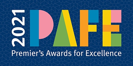 2021 Premier's Awards for Excellence tickets
