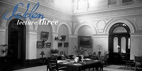 Lecture 3: Merthyr House—the home of Sir Samuel Griffith tickets