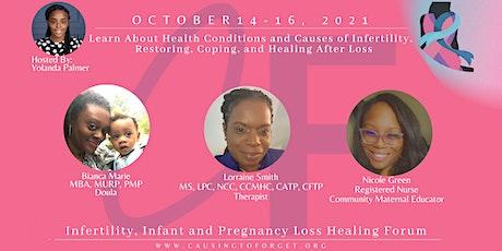 #wegoingthere October is Women's Healing Month!-Weekend 1 tickets