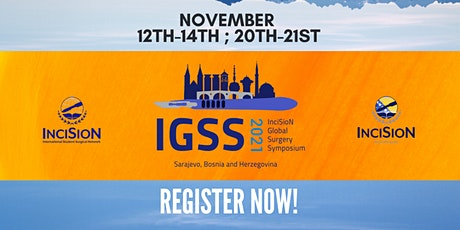 InciSioN Global Surgery Symposium 2021 (IGSS2021) tickets