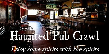 The Haunted Pub Crawl of Crown Point October 23rd! tickets