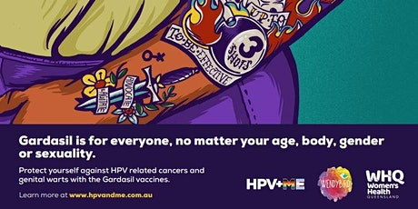 HPV+Me  Campaign Launch tickets