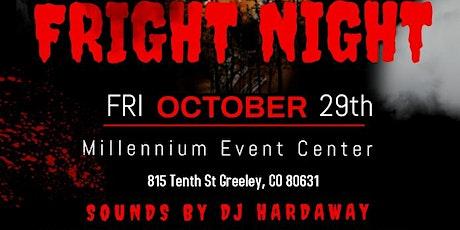 Fright Night Halloween Party tickets