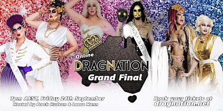 Dragnation Season 5 Grand Final tickets