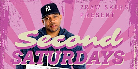 2-Raw Monthly Adult Sk8 Party with DJ Mike Smoove! tickets