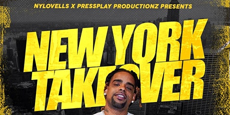 New York Takeover tickets