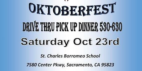 Drive Thru Oktoberfest tickets