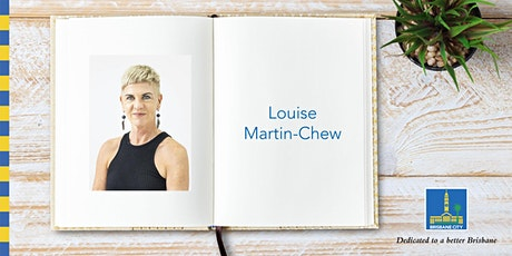 Meet Louise Martin-Chew - Zillmere Library tickets