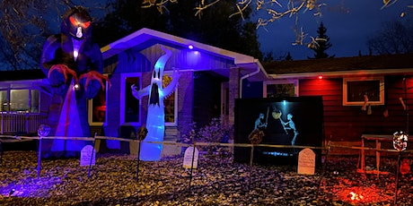 Spicer Scare House 2021 Oct 29-31 tickets