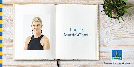 Meet Louise Martin-Chew - Corinda Library tickets