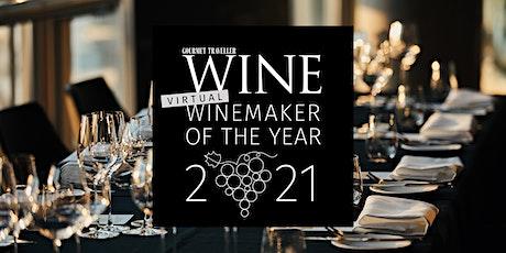Winemaker of the Year Awards 2021: The Virtual Ceremony ingressos