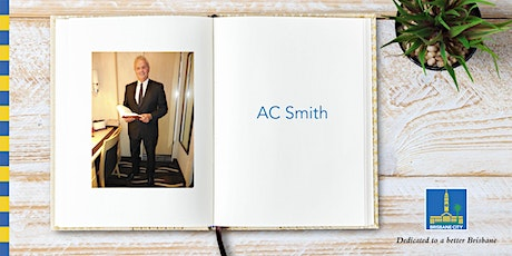 Meet A C Smith - Brisbane Square Library tickets