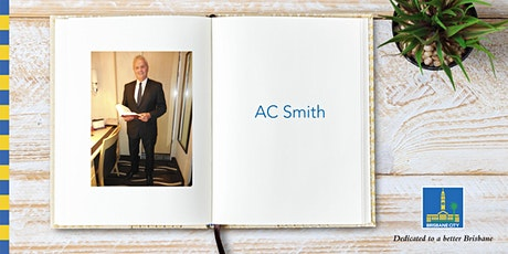 Meet A C Smith - Kenmore Library tickets