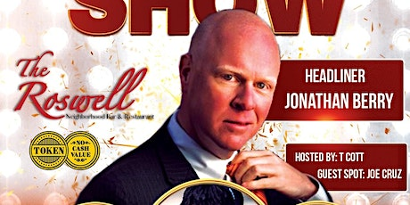 Comedy Show @ The Roswell tickets