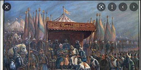 MENA Islamic History 12: Final Crusades and the Mamluks tickets