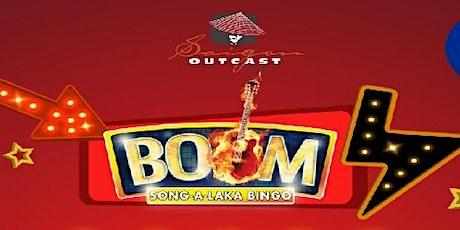 BOOM Song-A-Laka Bingo @ Saigon Outcast tickets